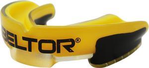 Ochraniacz szczęki Six Beltor (transparentno-żółto-czarny) - 2822250569