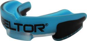 Ochraniacz szczęki Six Beltor (transparentno-niebiesko-czarny) - 2822250573
