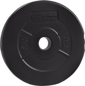 Obciążenie bitumiczne 2,5kg 29mm Platinum Fitness - 2822250591