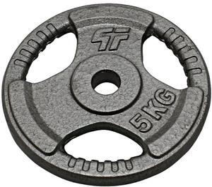 Obciążenie żeliwne Hammertone 5kg 29mm Platinum Fitness - 2822250603