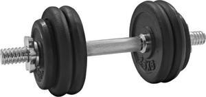 Hantla żeliwna czarna 15kg Platinum Fitness / Tanie RATY - 2822250614