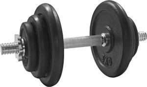 Hantla żeliwna czarna 20kg Platinum Fitness / Tanie RATY - 2822250637