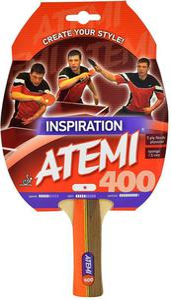Rakietka do ping-ponga 400 Atemi (anatomical) - 2822250777
