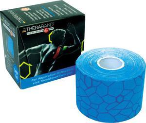 Taśma Kinesio 5cm x 5m Thera-Band (niebieska) - 2822250812