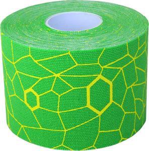 Taśma Kinesio 5cm x 5m Thera-Band (zielono-żółta) - 2822250815