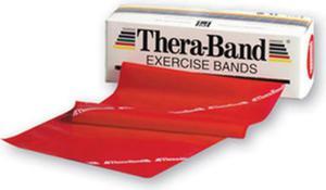 Taśma rehabilitacyjna 1,5m opór średni Thera-Band - 2822250825