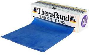 Taśma rehabilitacyjna 1,5m opór extra mocny Thera-Band - 2822250827