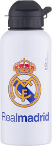 Bidon Real Madrid Blanco 0,4L Alusport Bottles - 2822250856