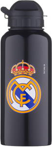 Bidon Real Madrid Negro 0,4L Alusport Bottles - 2822250862