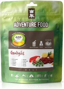 Liofilizat Gulasz 600kcal - 1 porcja Adventure Food - 2822250971