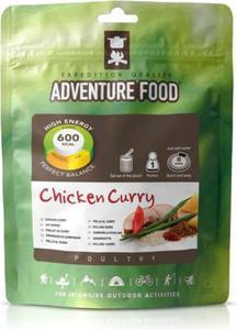 Liofilizat Kurczak curry 600kcal - 1 porcja Adventure Food - 2822250972