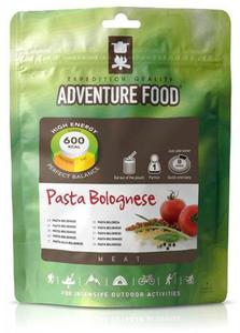 Liofilizat Makaron po bolońsku 600kcal - 1 porcja Adventure Food - 2822250976