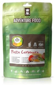 Liofilizat Makaron carbonara 1200kcal - 2 porcje Adventure Food - 2822250978