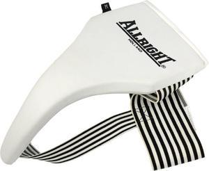 Suspensor bokserski PU dla kobiet Allright (biały) - 2822251073