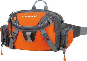 Saszetka nerka Hip Bag Loap (pomarańczowo-szara) / GWARANCJA 12 MSC. - 2834951807