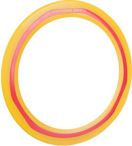 Frisbee Disc Extreme Coaster 100g Wham-O (żółte) - 2822251863