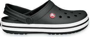 Chodaki Crocband Crocs (czarne) / Tanie RATY - 2822252093