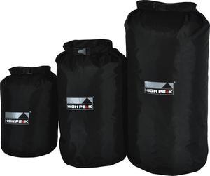 Worek żeglarski Drybag 15L M High Peak (czarny) - 2836869558
