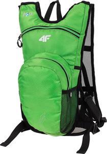 Plecak rowerowy PCR002 4F (neonowy zielony) - 2822252171