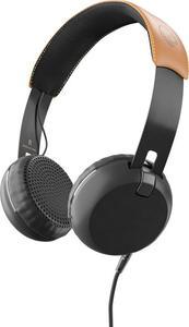 Słuchawki nauszne Grind Skullcandy (czarne) / Tanie RATY / DOSTAWA GRATIS !!! - 2822252232