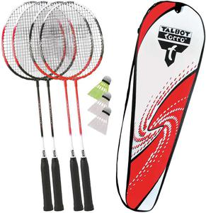 Komplet do badmintona 4-Attacker Talbot Torro / Tanie RATY - 2834951835