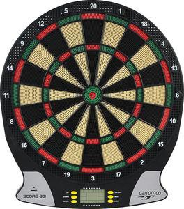 Tarcza elektroniczna do darta Score 301 Carromco - 2822252373