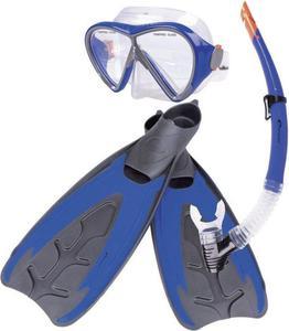 Zestaw do nurkowania Merquis płetwy+maska+fajka Spokey / Tanie RATY - 2833853984