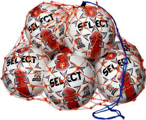 Siatka na 10-12 piłek Select - 2833853990