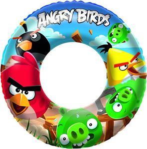 Koło do pływania 56cm Bestway (Angry Birds) - 2834574116