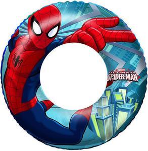 Koło do pływania 56cm Bestway (Spiderman) - 2834574117