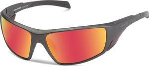 Okulary rowerowe przeciwsłoneczne SP20002 Solano (szaro-pomarańczowe) / Tanie RATY - 2834574198