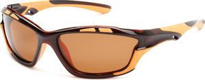 Okulary rowerowe przeciwsłoneczne SP20039 Solano (czarno-pomarańczowe) / Tanie RATY - 2847900014
