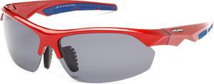 Okulary rowerowe przeciwsłoneczne SP20044 Solano (czerwono-niebieskie) / Tanie RATY - 2834574218