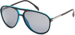 Okulary przeciwsłoneczne SP20056 Solano (czarno-niebieskie) / Tanie RATY - 2834574222