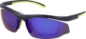 Okulary rowerowe przeciwsłoneczne SP20066 Solano (czarno-niebieskie) / Tanie RATY - 2834574240
