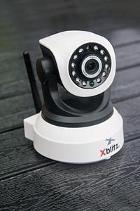 Kamera domowa, niania IP iSee HD Wi-Fi Xblitz / Tanie RATY - 2835215425