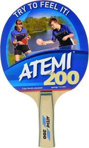 Rakietka do ping-ponga 200 Atemi (anatomical) - 2835215447