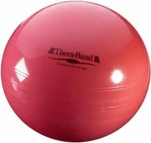 Piłka gimnastyczna rehabilitacyjna 55cm Thera-Band (czerwona) - 2835816180