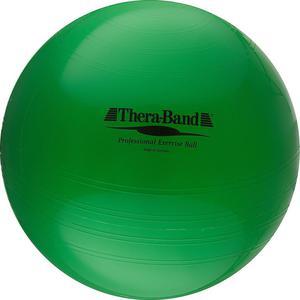 Piłka gimnastyczna rehabilitacyjna 65cm Thera-Band (zielona) - 2835816181