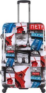 Walizka na kółkach Biz Paris Saxoline (81L) / Tanie RATY / DOSTAWA GRATIS !!! - 2836028241