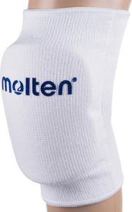 Nakolanniki ochraniacze siatkarskie Molten (białe) - 2836028319