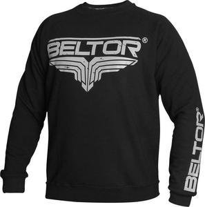 Bluza męska Crewneck Classic Fight Brand Beltor (czarna) / Tanie RATY - 2836869600