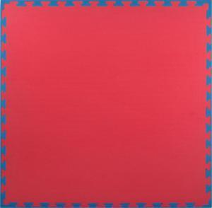 Mata puzzle 40mm Standard Yoshimats (czerwono-niebieska) / Tanie RATY - 2847430602