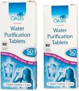 Tabletki do odkażania wody BCB - 2836695436