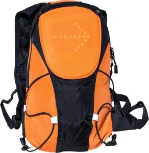 Plecak rowerowy z kierunkowskazem LED 5L Sicaro / Tanie RATY / DOSTAWA GRATIS !!! - 2837225501