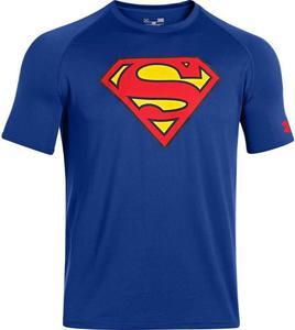 Koszulka męska Alter Ego Core Under Armour (Superman) / Tanie RATY - 2837426136