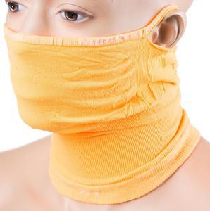 Maska treningowa, komin X1 20cm Naroo Mask (pomarańczowa) / Tanie RATY - 2837426164