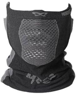 Maska treningowa, komin X5 25cm Naroo Mask (czarno-szara) / Tanie RATY - 2837426168