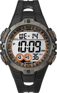 Zegarek Timex Marathon DGTL (czarno-pomarańczowy) / Tanie RATY - 2842245030