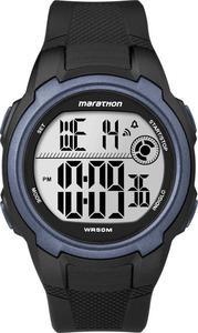 Zegarek Marathon by Timex Digital Timex (czarno-granatowy) / Tanie RATY - 2856759629